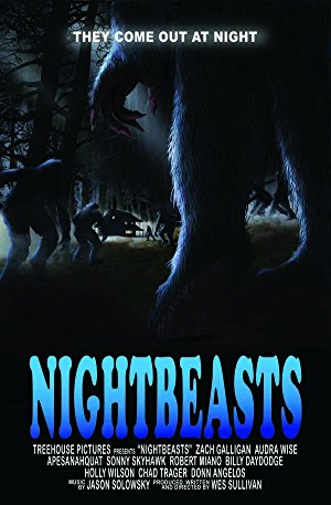 Nightbeasts - Movie Poster