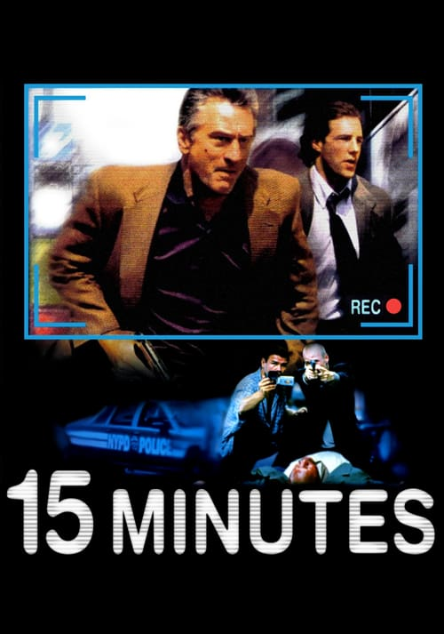 15 Minutes - Movie Poster
