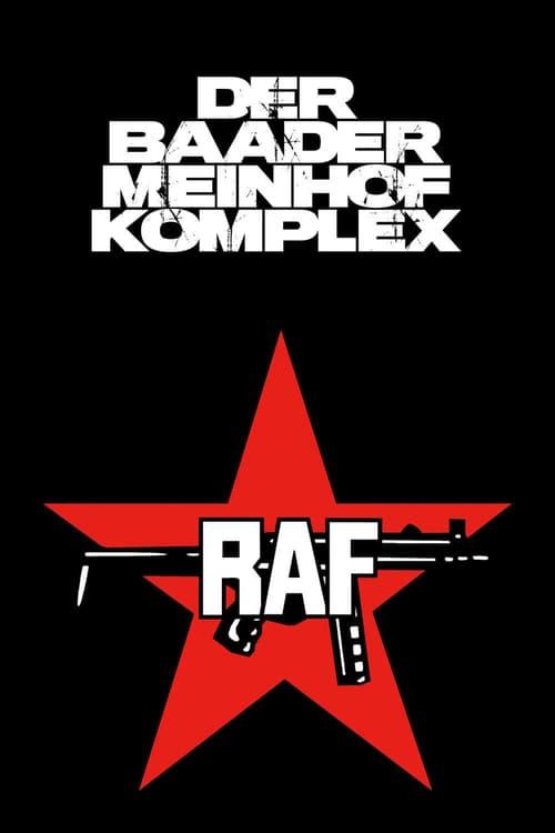 The Baader Meinhof Complex - Movie Poster
