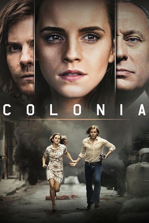 Colonia - Movie Poster