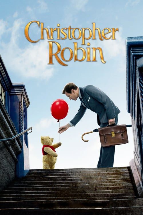 Christopher Robin - Movie Poster
