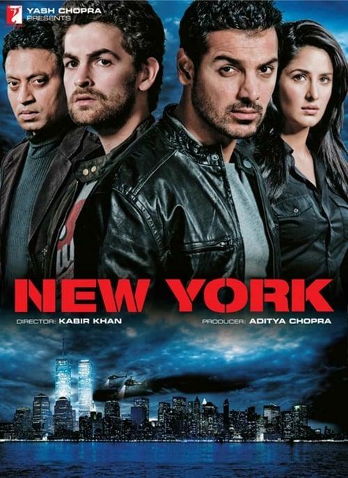 New York - Movie Poster