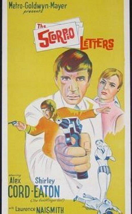 The Scorpio Letters - Movie Poster