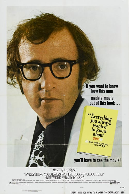 Everything You Always Wanted to Know About Sex *But Were Afraid to Ask - Movie Poster