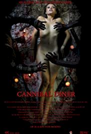 Cannibal Diner - Movie Poster