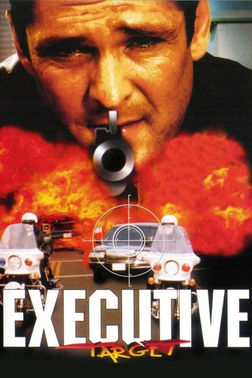 Executive Target - Movie Poster