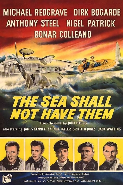 The Sea Shall Not Have Them - Movie Poster