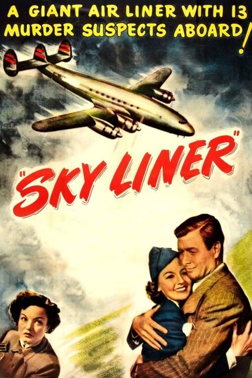Sky Liner - Movie Poster