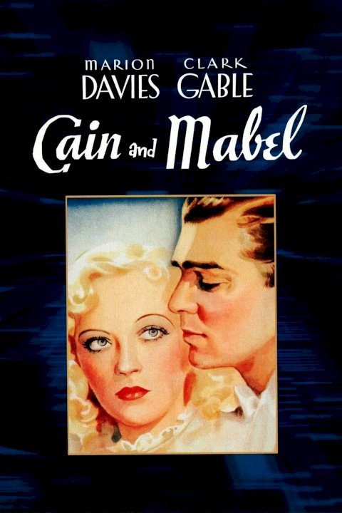 Cain and Mabel - Movie Poster
