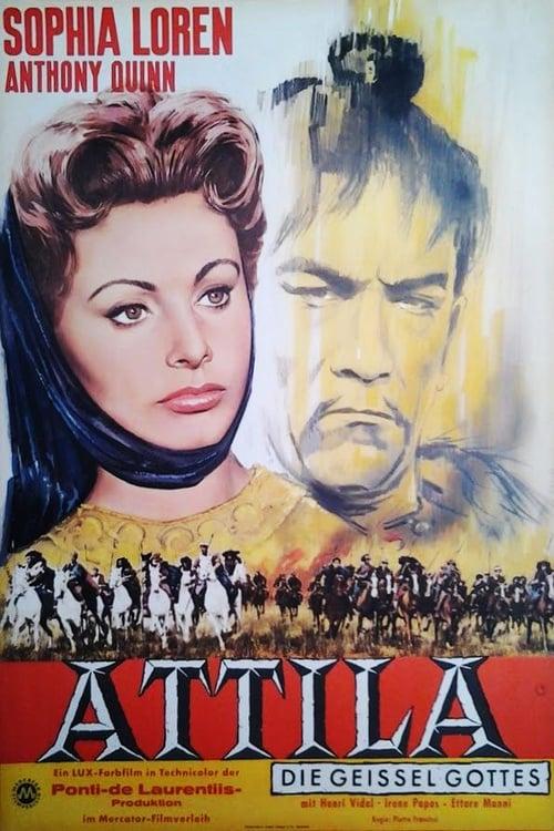 Attila - Movie Poster