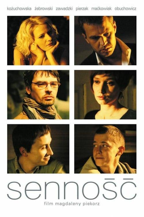 Drowsiness - Movie Poster