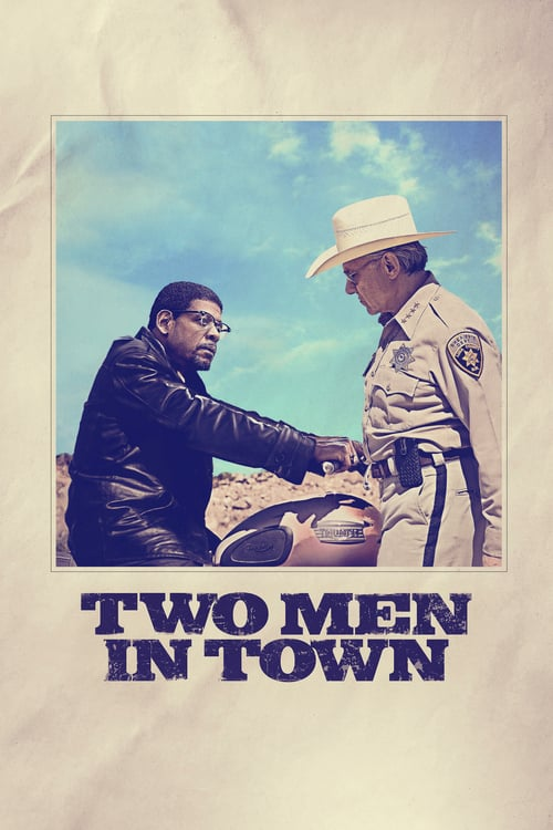 Two Men in Town - Movie Poster