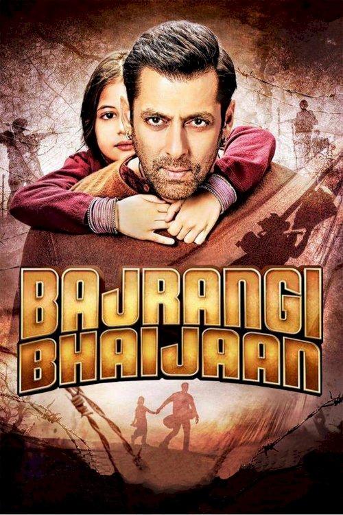Bajrangi Bhaijaan - Movie Poster