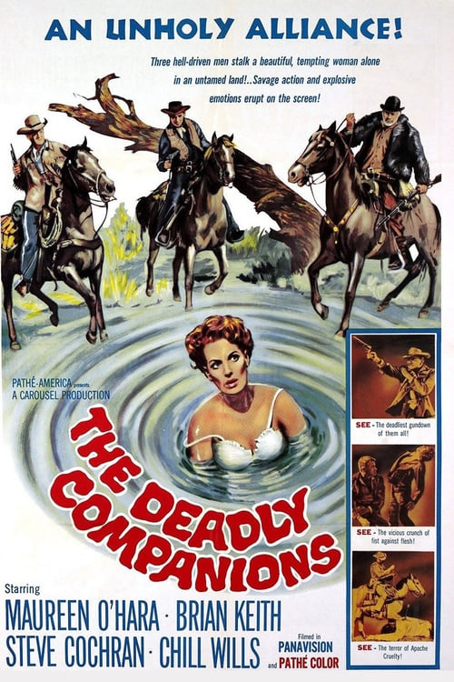The Deadly Companions - Movie Poster