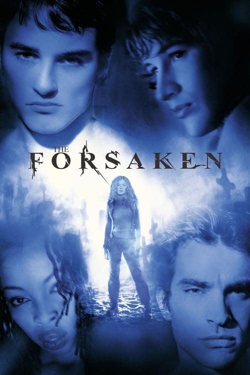 The Forsaken - Movie Poster