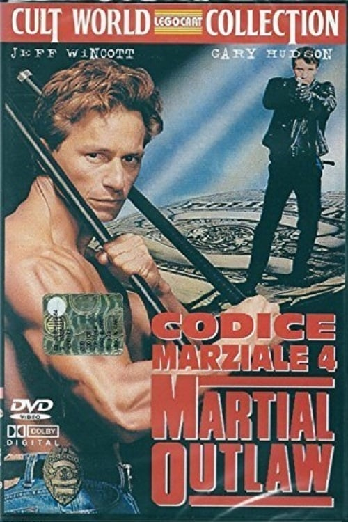 Martial Outlaw - Movie Poster
