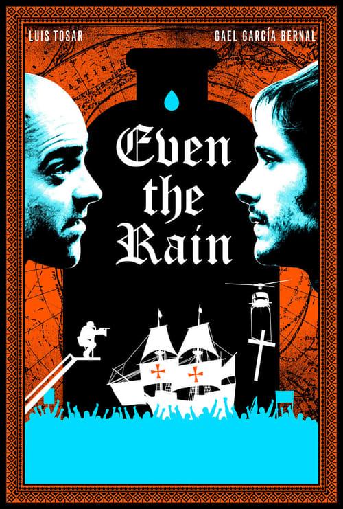 Even the Rain - Movie Poster