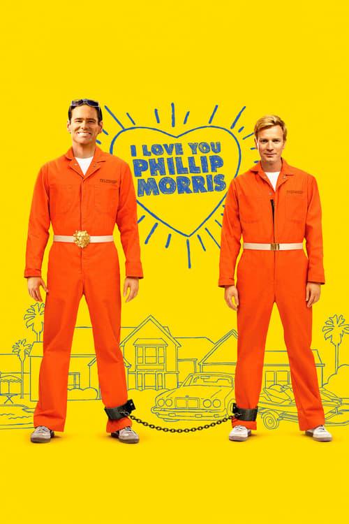 I Love You Phillip Morris - Movie Poster