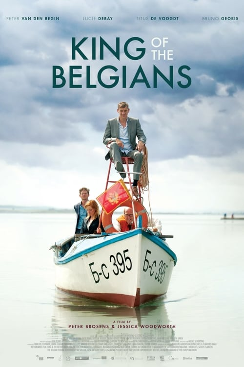 King of the Belgians - Movie Poster