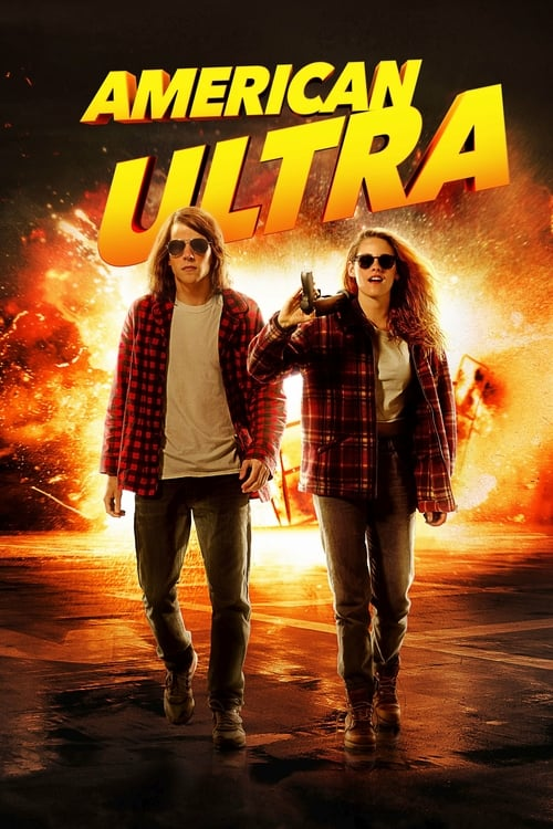 American Ultra - Movie Poster