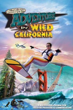 Adventures in Wild California - Movie Poster