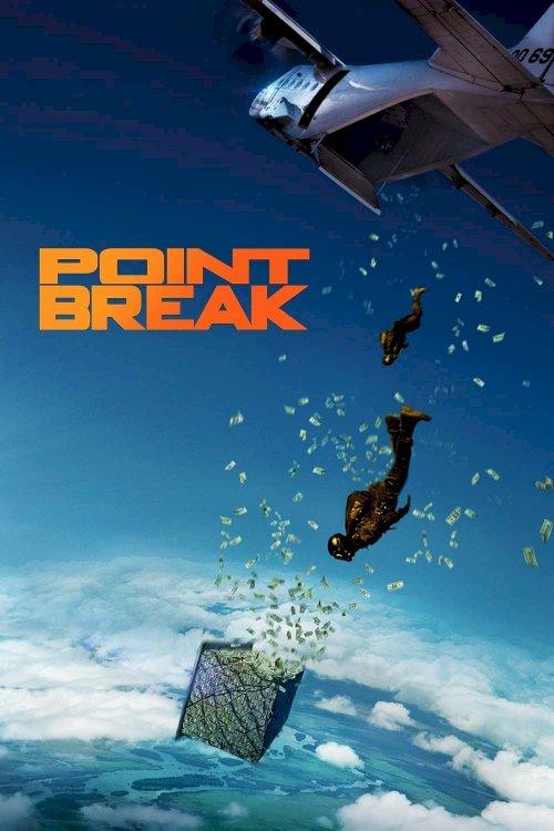 Point Break - Movie Poster