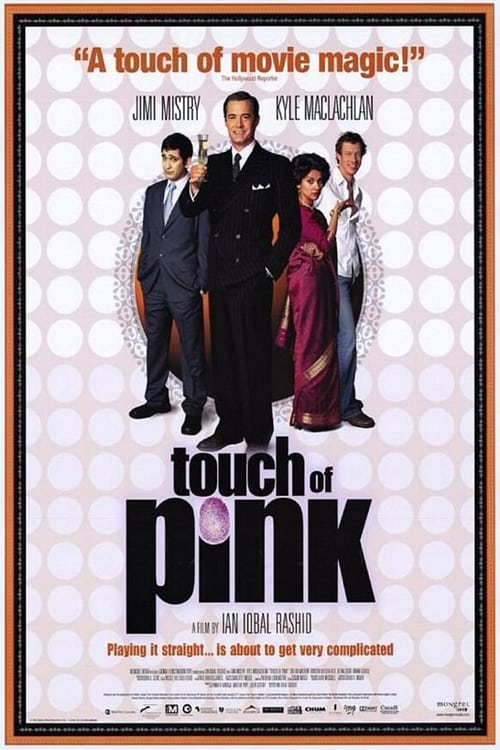 Touch of Pink - Movie Poster