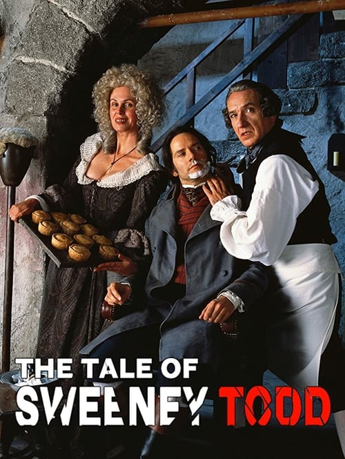 The Tale of Sweeney Todd - Movie Poster