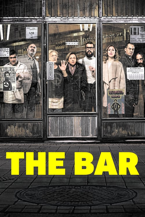The Bar - Movie Poster