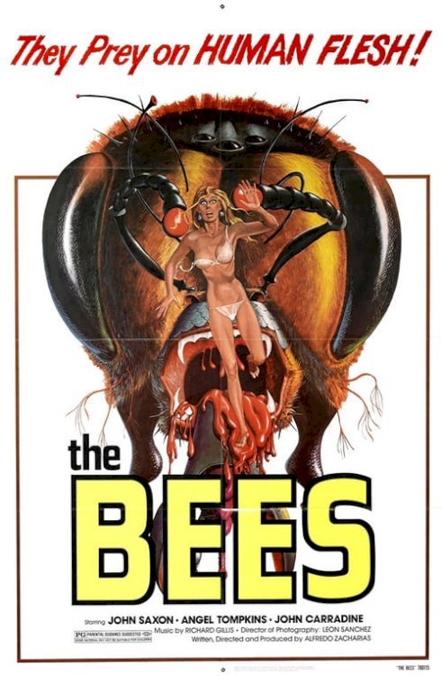 The Bees - Movie Poster