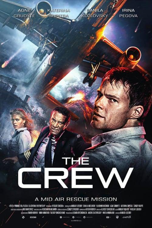 Flight Crew - Movie Poster