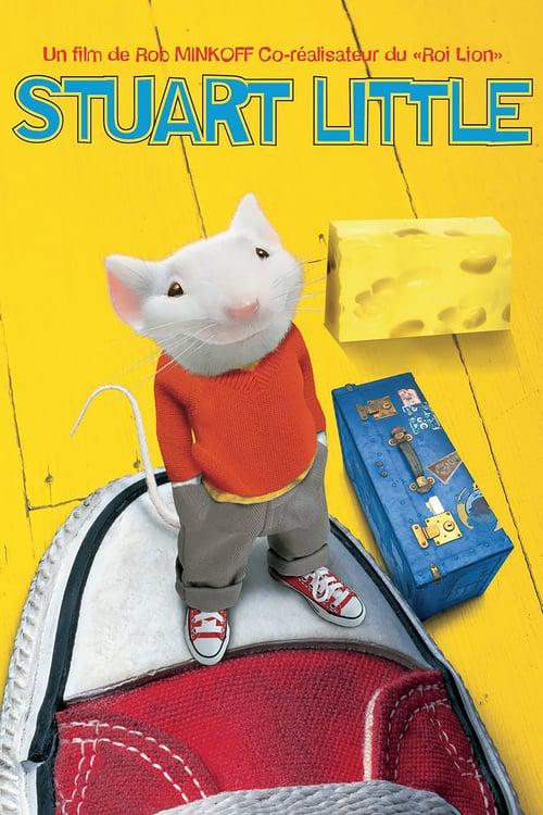 Stuart Little - Movie Poster