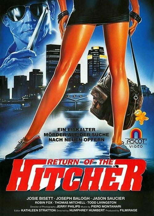 Hitcher in the Dark - Movie Poster