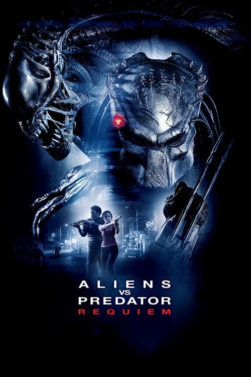 Aliens vs Predator: Requiem - Movie Poster
