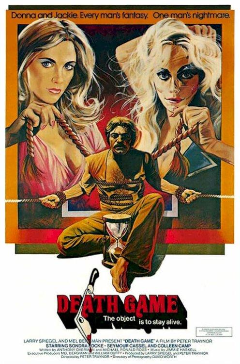 Death Game - Movie Poster