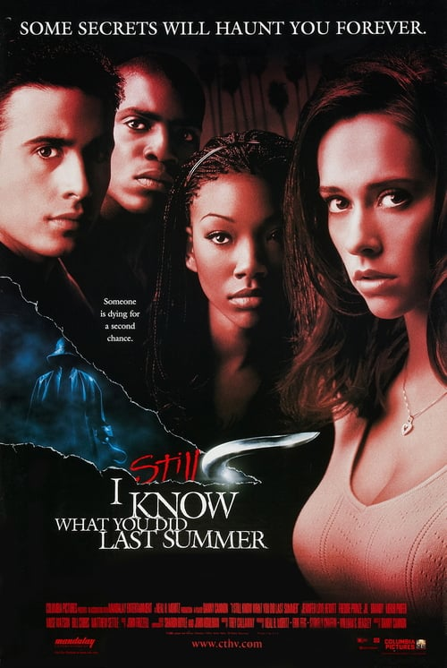 I Still Know What You Did Last Summer - Movie Poster