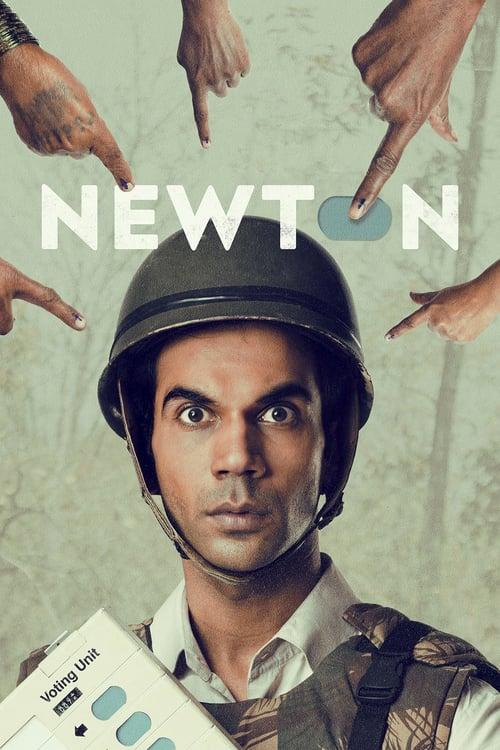 Newton - Movie Poster