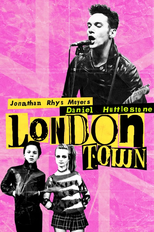 London Town - Movie Poster