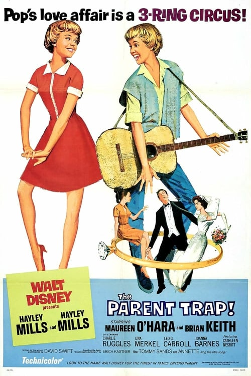 The Parent Trap - Movie Poster