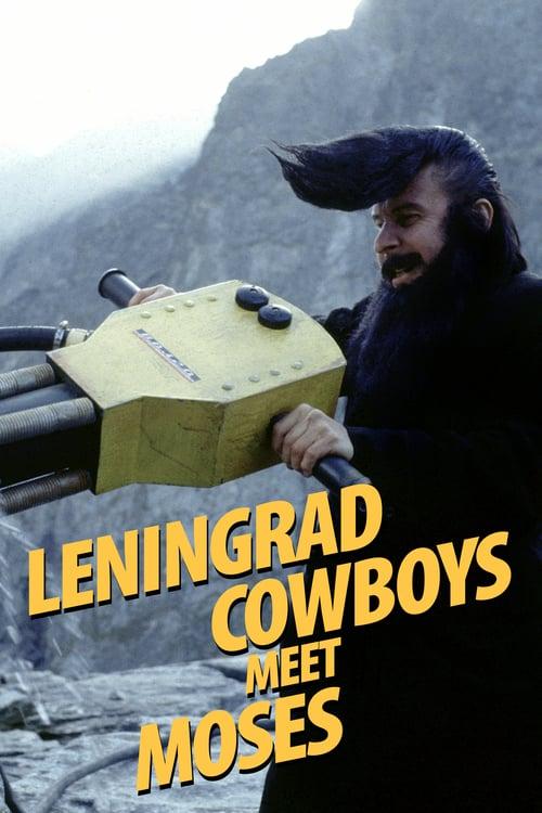 Leningrad Cowboys Meet Moses - Movie Poster