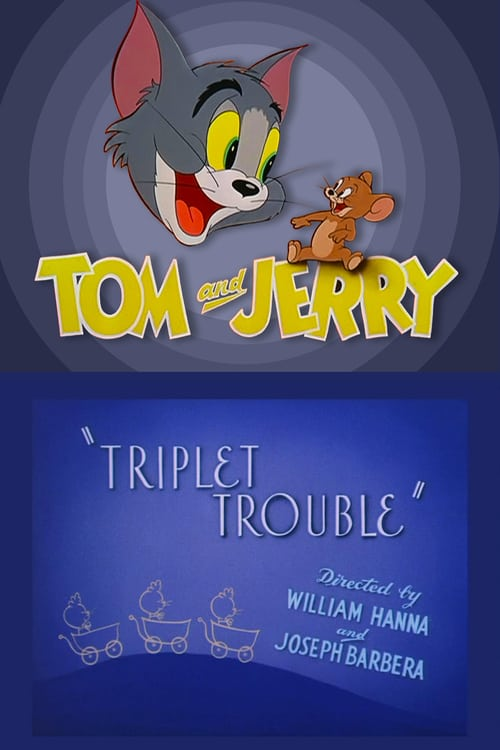 Triplet Trouble - Movie Poster