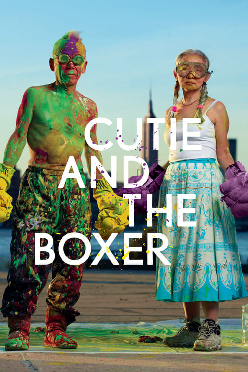 Cutie and the Boxer - Movie Poster