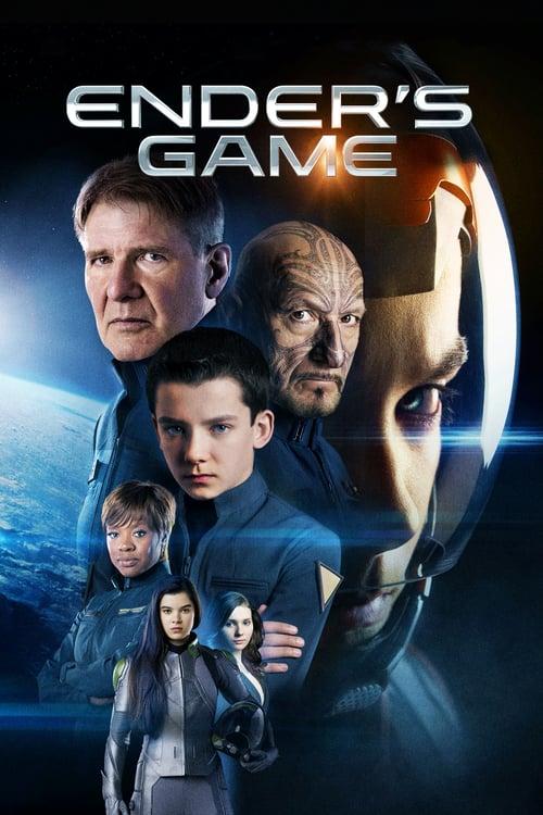 Ender's Game - Movie Poster