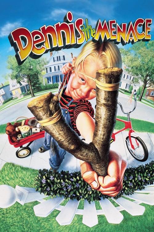 Dennis the Menace - Movie Poster