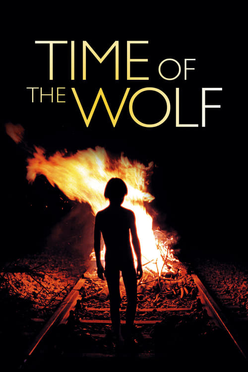 Time of the Wolf - Movie Poster