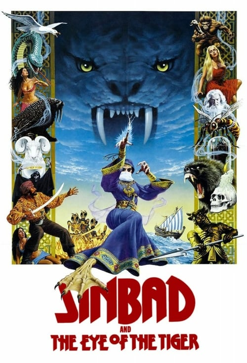 Sinbad and the Eye of the Tiger - Movie Poster