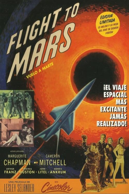 Flight to Mars - Movie Poster