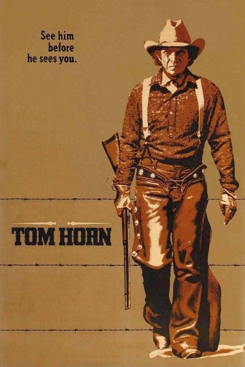 Tom Horn - Movie Poster