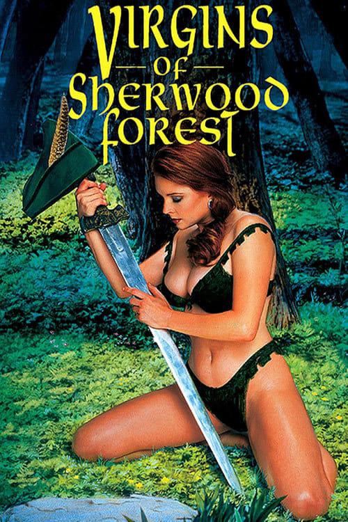 Virgins of Sherwood Forest - Movie Poster