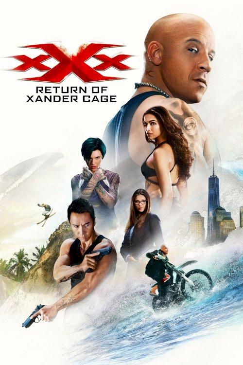 xXx: Return of Xander Cage - Movie Poster